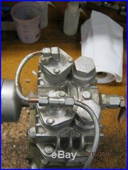 Quincy Model 210 Air Compressor Pump Head