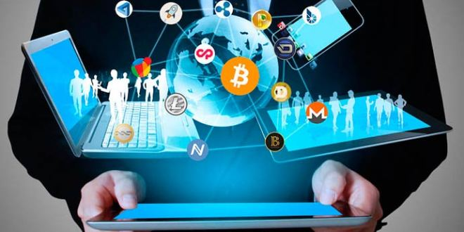 криптовалюты набираеющие популярность 2018