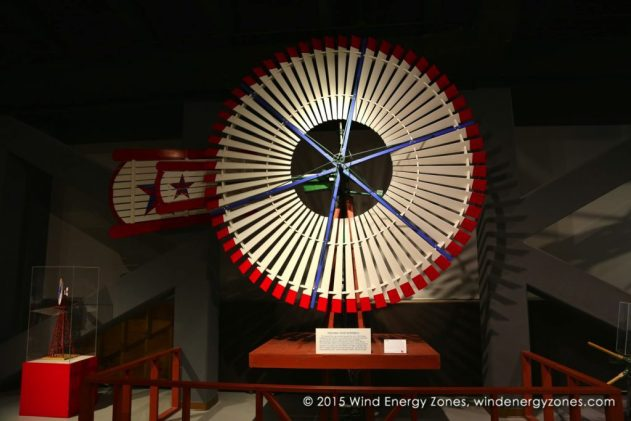 Original Star Windmill