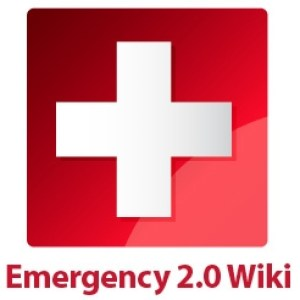 Emergency2.0wiki logo (credit: wikipedia)