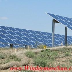Community Solar Garden/Farm of Clean Energy Collective in Cowdery Meadow Community Solar (credit: Sun Is The Future-Susan Sun Nunamaker