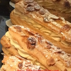 My French Cafe pastries16-choux pastry (credit: Windermere Sun-Susan Sun Nunamaker)
