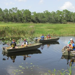 Everglades Youth Conservation Camp (credit: EYCC of FYCCN, Everglades Youth Conservation Camp of Florida Youth Conservation Centers Network)