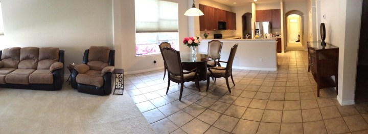 Freeman House-eat in-family room-kitchen-open concept  panaramic final
