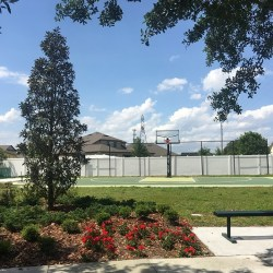 Neighborhood park with sports court (photo credit: Windermere Sun-Susan Sun Nunamaker)