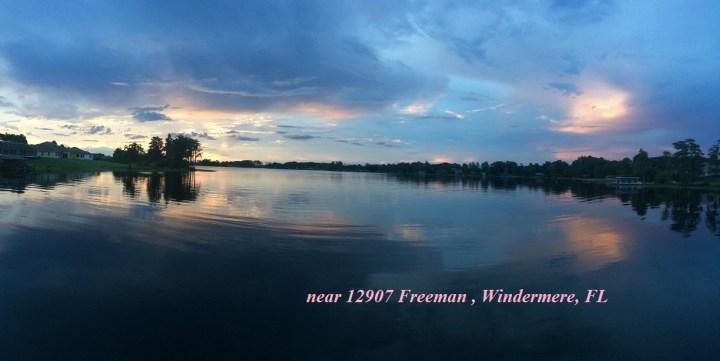 Near 12907 Freeman, Windermere, FL (photo credit: Windermere Sun-Susan Sun Nunamaker)