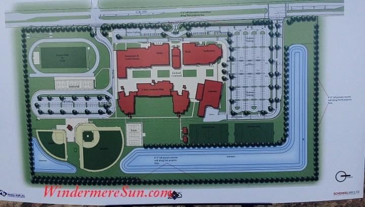 West Orange Relief High School floor plan final