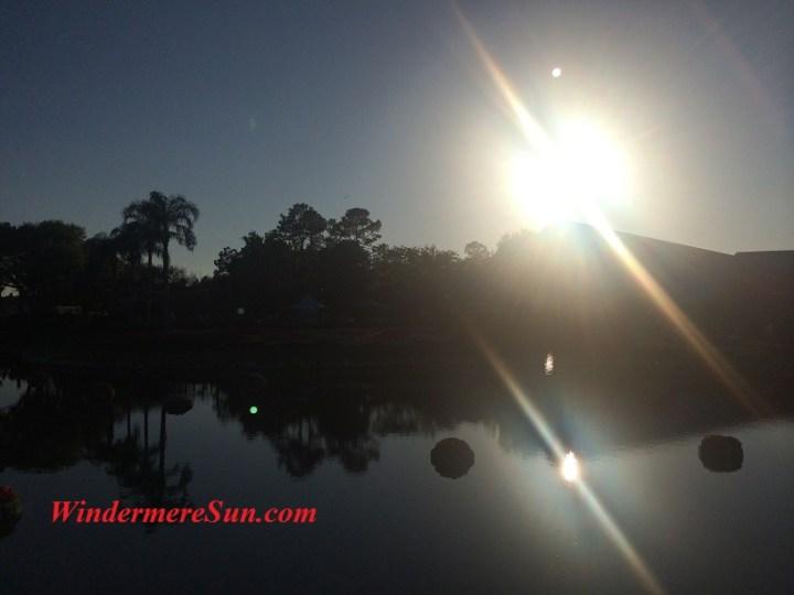 Sunshine, Its Reflection (credit: Windermere Sun-Susan Sun Nunamaker)