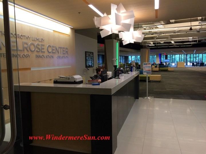 Melrose Center entrance final