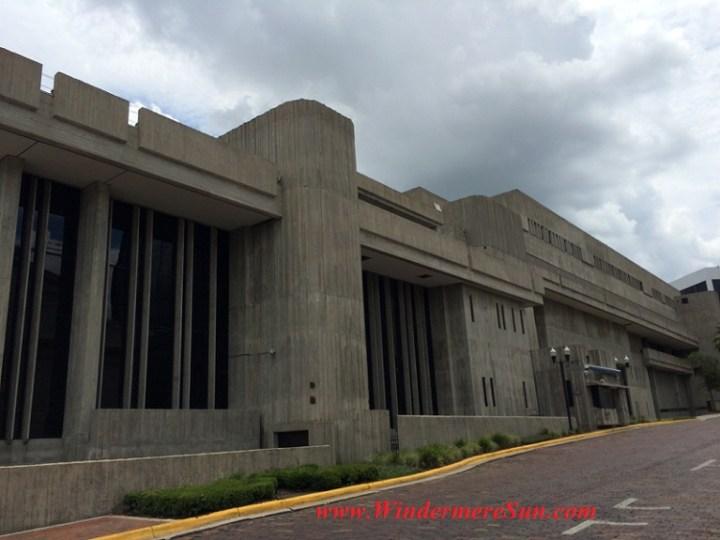 Orange County Library side final