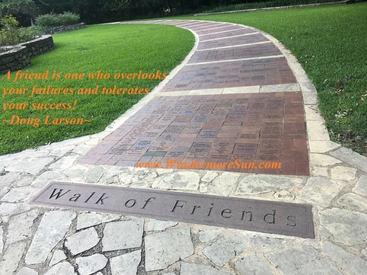 Walk of Friends, 3-18-2017 quote final
