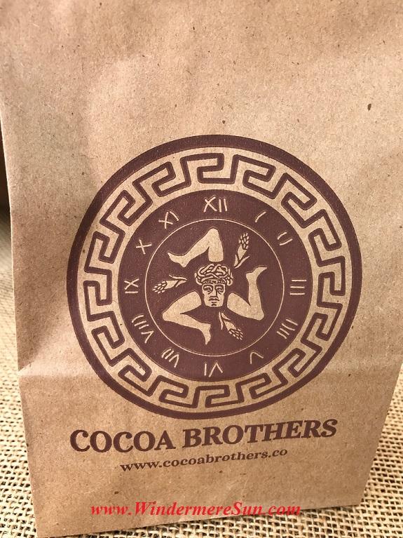 cocoa brothers chocolates 10 logo on bag final