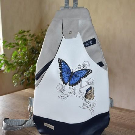 Morphofalter Schmetterling Sling Bag