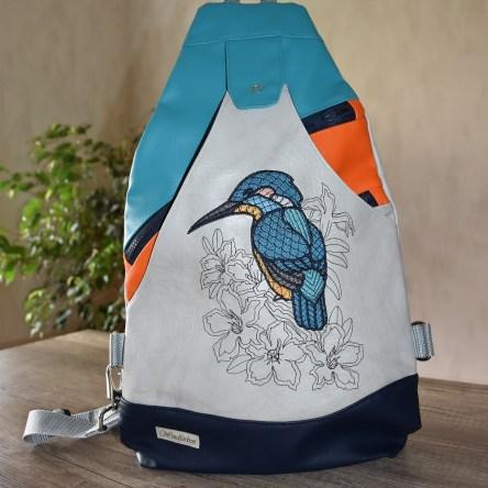 Eisvogel Sling Bag