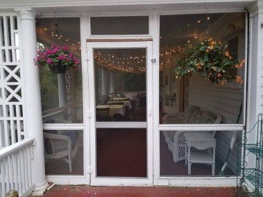 Windflower Inn Porch