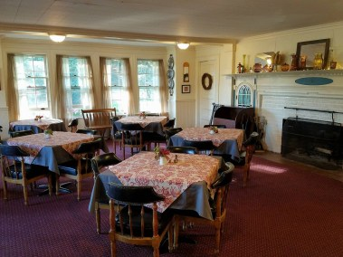 Windflower Inn Dining Room