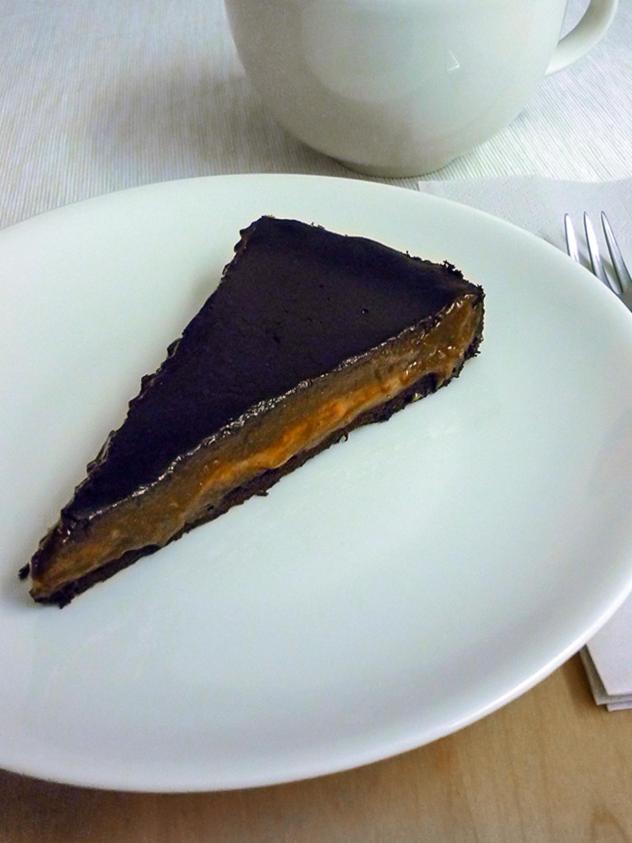 Dark Chocolate Fudge Cake recipe - Wind from the North