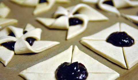 joulutortut - finnish christmas pastries