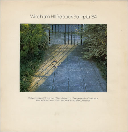 Windham+Hill+-+Sampler+'84+-+LP+RECORD-357554