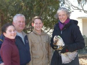 Hawk, Nikki Dimmer Family