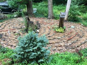 North End Labyrinth