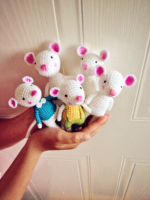 18 Free Crochet Patterns for Amazing Handmade Toys