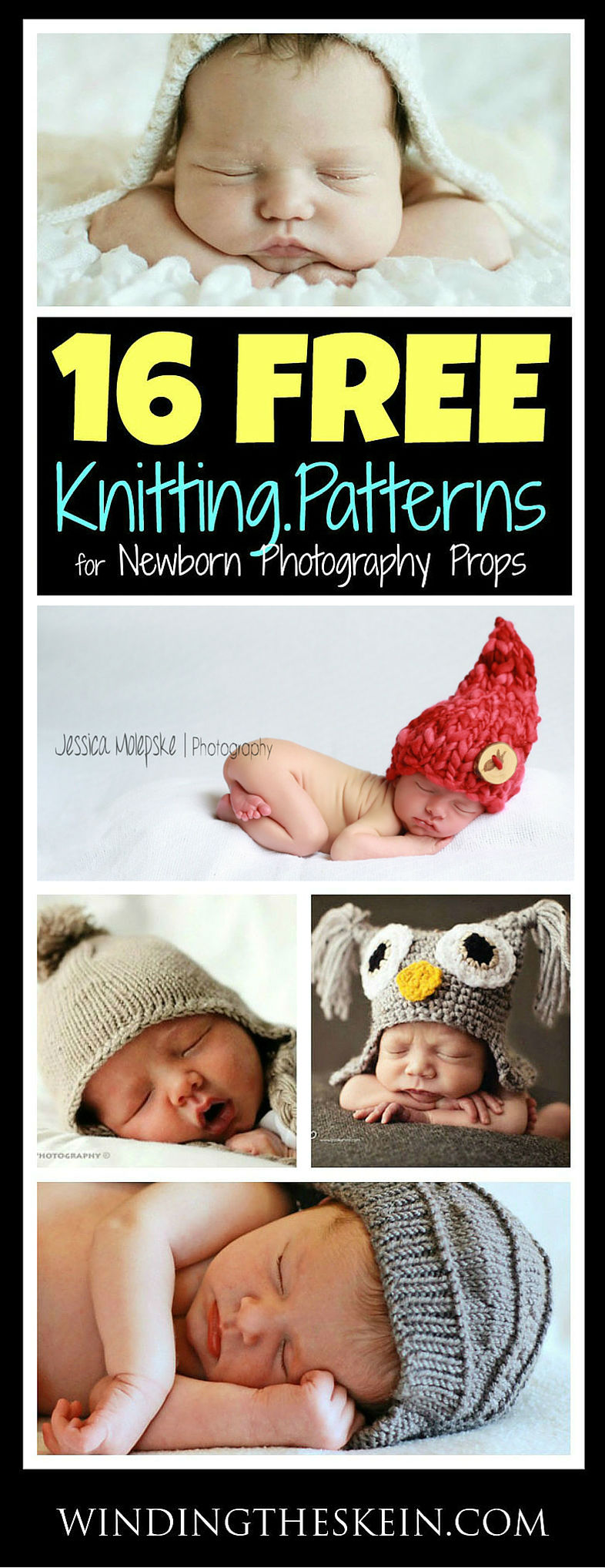 newborn knitting patterns, free easy knitting patterns for baby