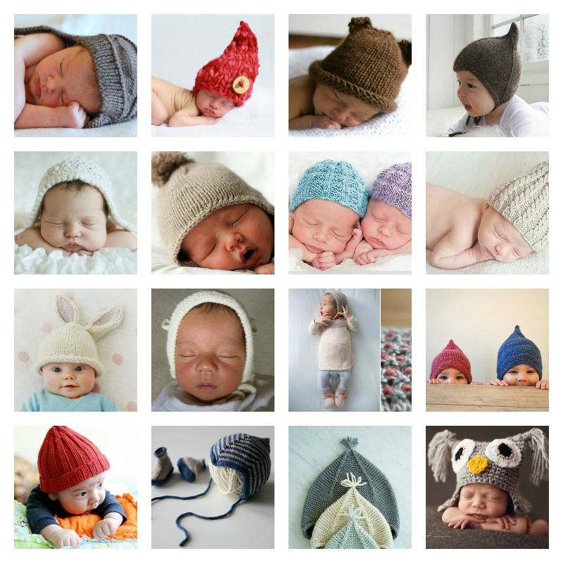 free easy knitting patterns for baby