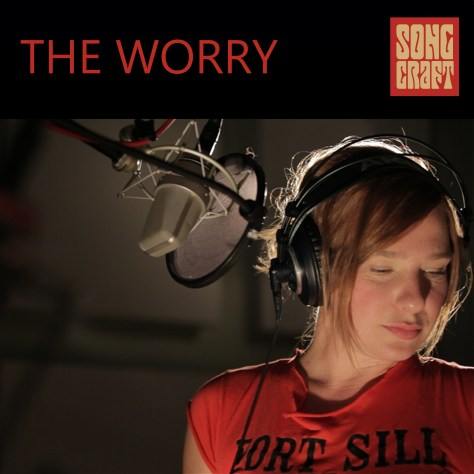 """Cover picture of """"The Worry"""" by Chris Peace featuring Sharon Little"""