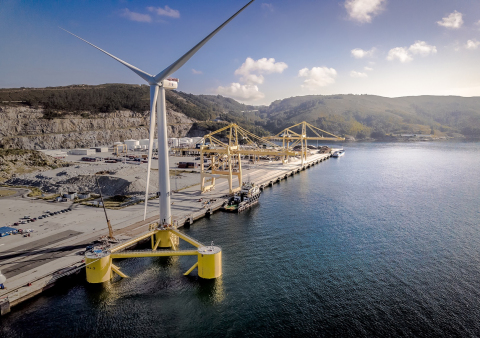 Shell Agrees to Acquire EOLFI, Boosting its Floating Wind Capabilities And Expanding its Renewable Power Business