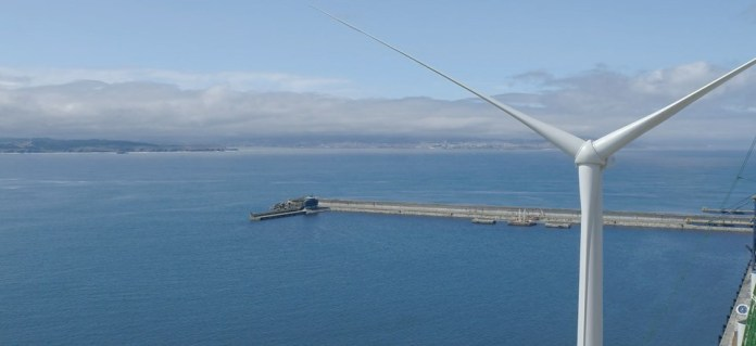 The Second Platform Of The WindFloat Atlantic Project Has Set Off From The Port Of Ferrol Towards Viana Do Castelo