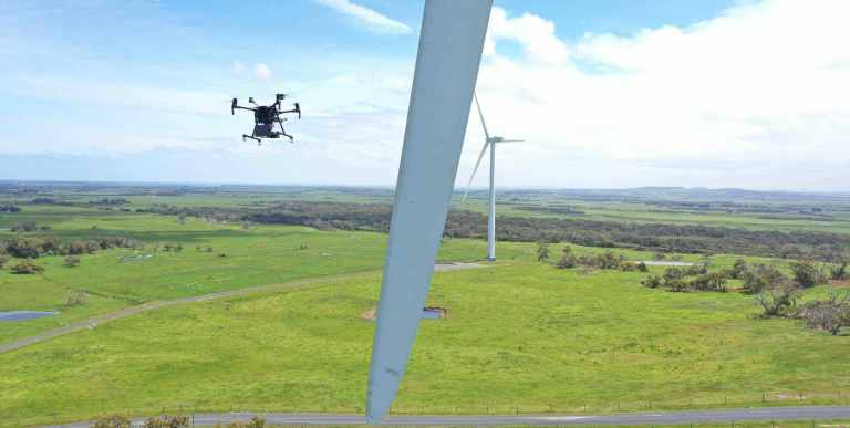 Vestas Extends Sulzer & Schmid's New Blade Inspection Technology Integrating DJI Drones to Service Asia-Pacific Region