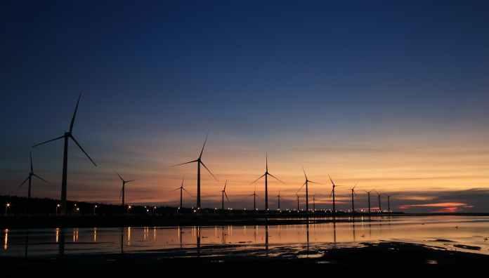 clouds dawn dusk electricity