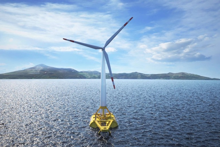 RWE's Pilot Project For Floating Offshore Wind Is Picking Up Speed