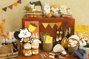 韓國大創∥ 2021秋季系列產品,一樣超生火!松鼠有栗子小包包又更可愛啊!