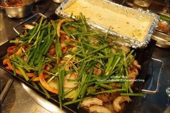∥韓國釜山∥ 西面站食記:男子烤腸(남자곱창)- 半半口味烤腸,加上絕配起司河