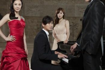 韓劇∥ 朱智勳新戲:《다섯 손가락(五指/五根手指)》EP01、EP02心得 - 超級狗血但其實還滿好看XD