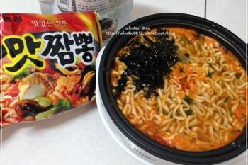 ∥韓國。泡麵∥ 농심 맛짬뽕(農心 海鮮湯麵/炒碼麵)