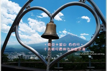 東京&釜山自由行∥ 一次玩兩國!十天旅行費用支出統計表(機票、住宿、交通、吃喝玩樂等花費)