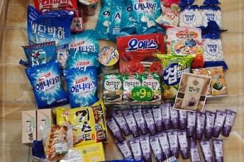 韓國釜山購物∥ 南浦/札嘎其站:農協超市。超市零食血拼當螞蟻搬貨篇之我們究竟買了啥東西~