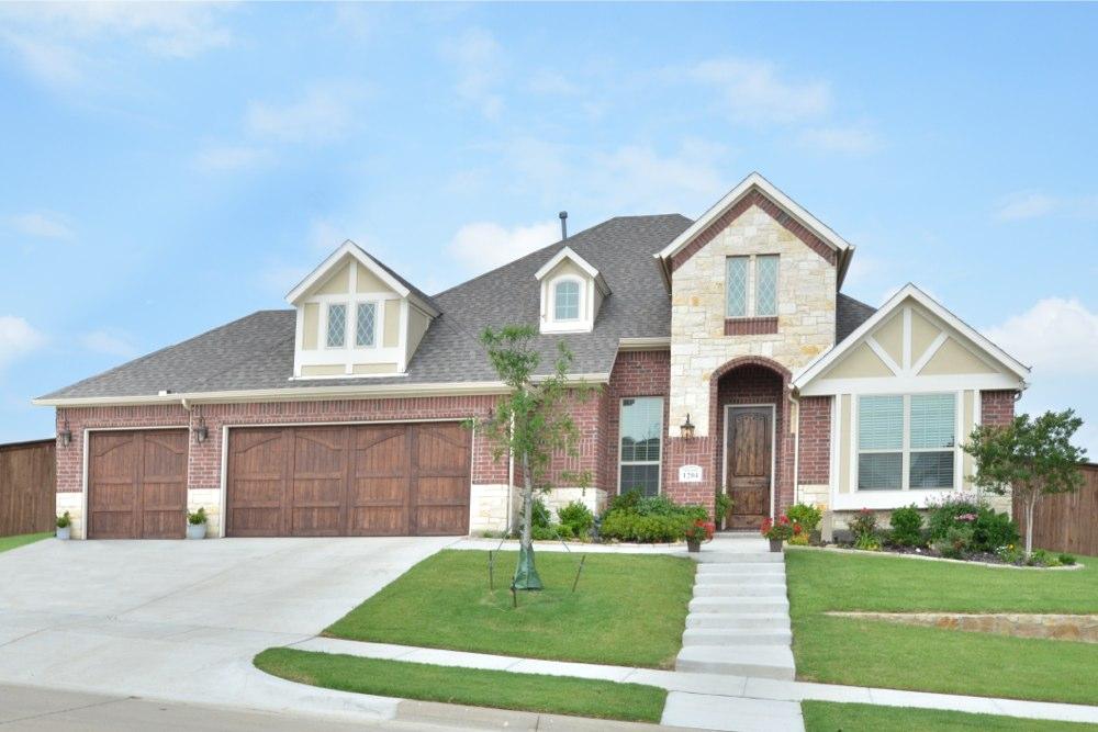 Windmiller Homes Plan - Braxton II