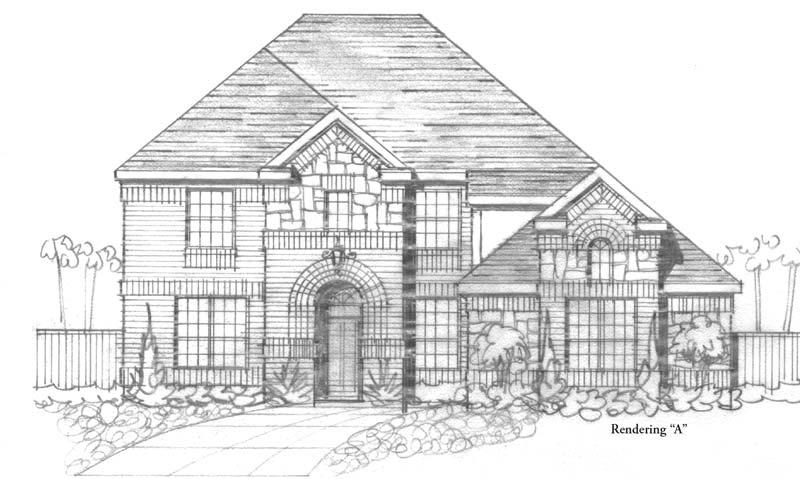 Windmiller Homes Plan - Fairmont
