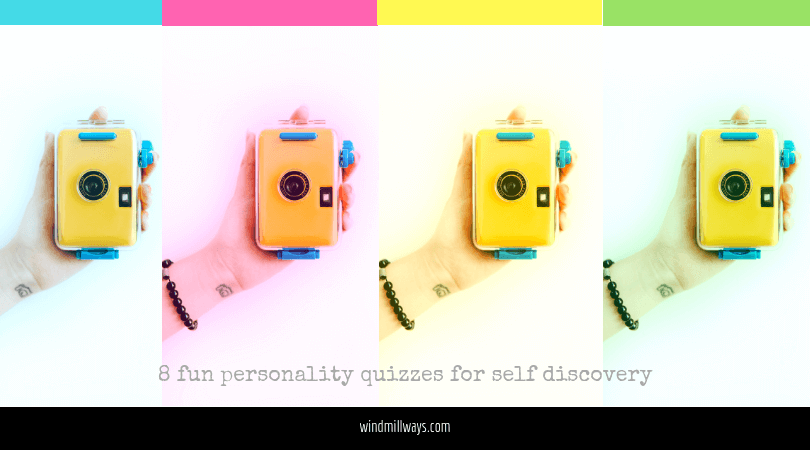 8 fun personality quizzes for self discovery | Windmill Ways