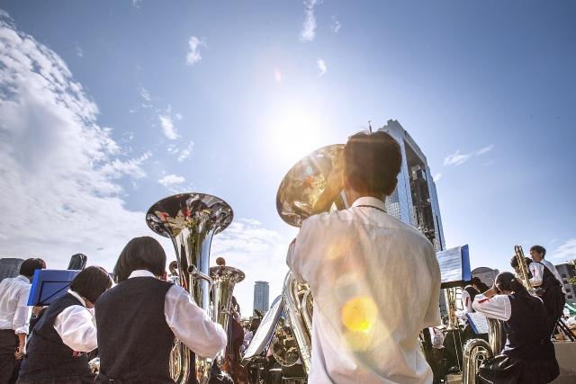 吹奏楽の楽器の略称と呼び方!知らないと恥ずかしい楽器の豆知識