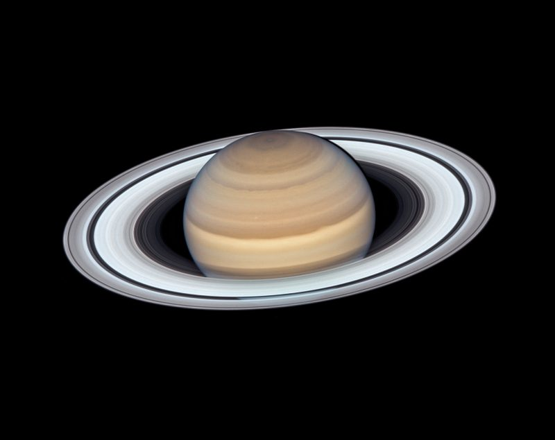 On This Day in Space! July 30, 1610: Galileo sees Saturn's rings for the first time, ,
