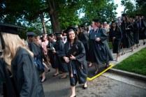 2015 Women's College Commencement