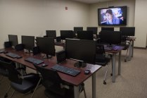 A classroom at Brenau's new Jacksonville, Florida campus.