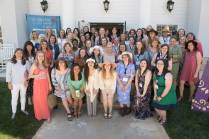 Alpha Chi Omega sisters reunite during Sorority Open House, 2016 Alumnae Reunion Weekend