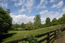 The farm of Joyce Lott, WC '59, and her husband Tom Lott. (AJ Reynolds/Brenau University)