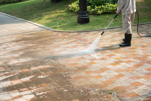 Pressure Washing The Colony TX